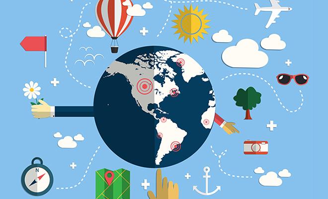 Social-Media-Travel